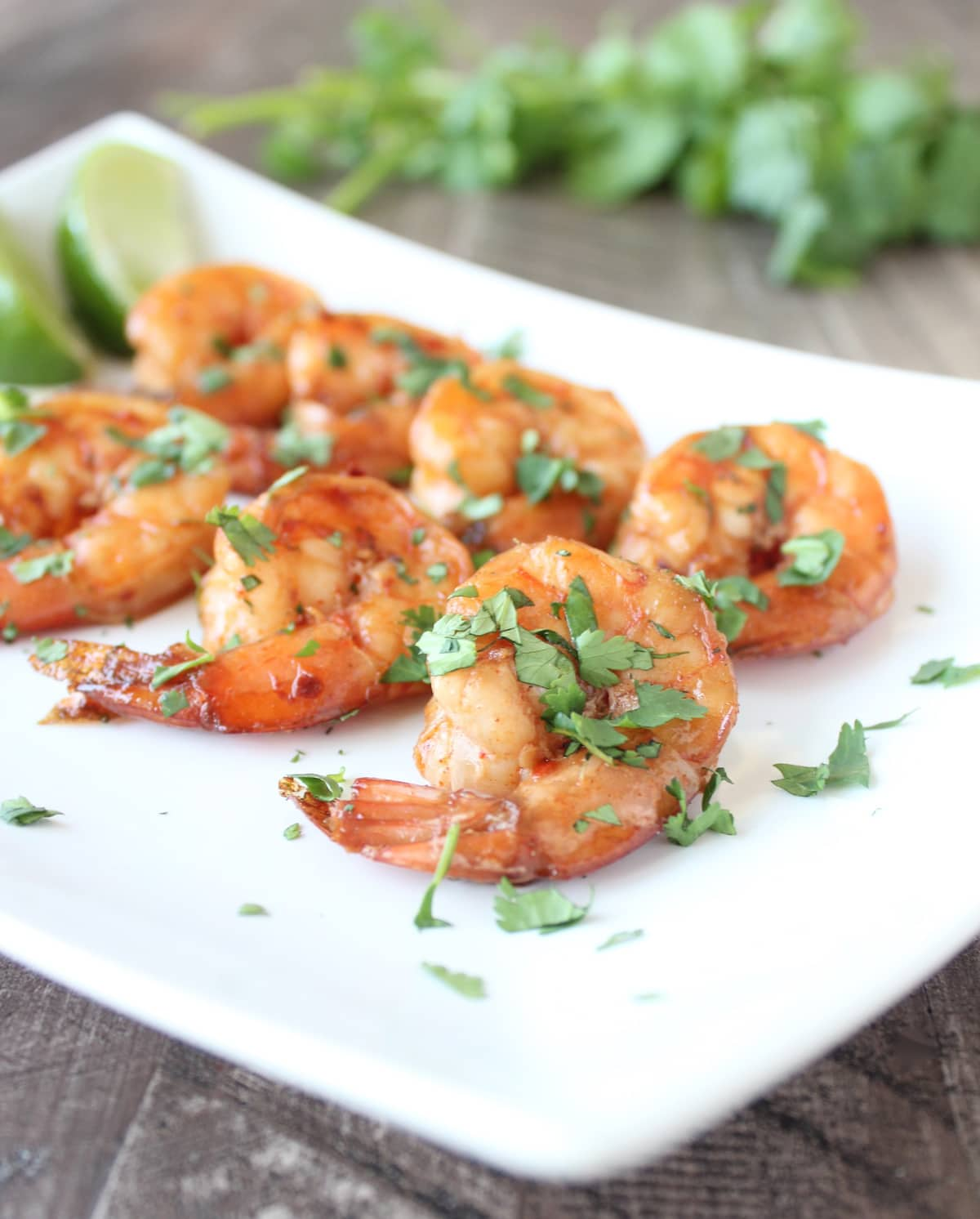 Chili Lime Garlic Grilled Shrimp Recipe - WhitneyBond.com