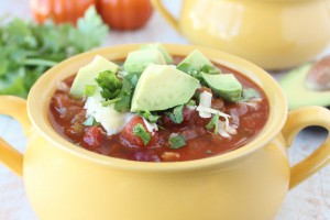 Pumpkin Chili Recipe
