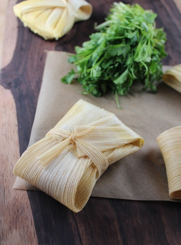 Chicken Tamale Recipe