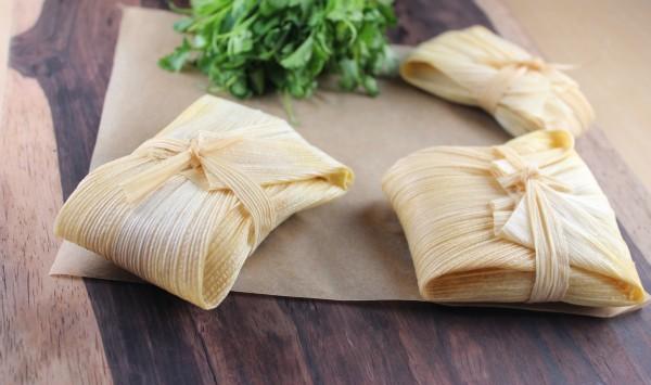 Gluten Free Sweet Corn Tamales