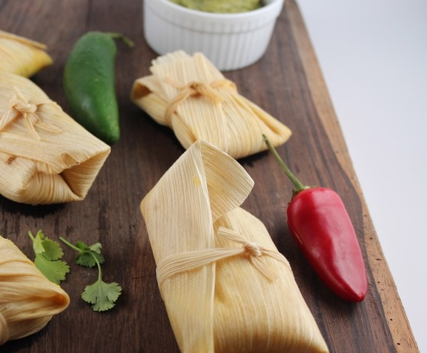 Vegetarian Tamale Recipe