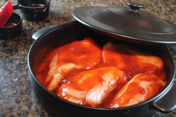 Easy Recipe for Buffalo Chicken