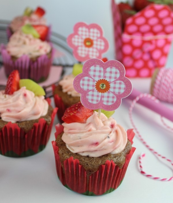 Spring Cupcake Recipes