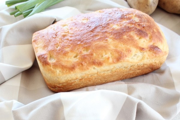 Easy Homemade Potato Bread
