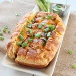 Loaded Baked Potato Bread