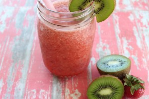 Strawberry Kiwi Slush