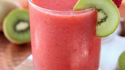 Strawberry Kiwi Slushie