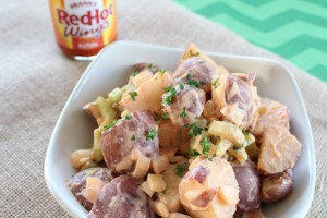 Buffalo Potato Salad
