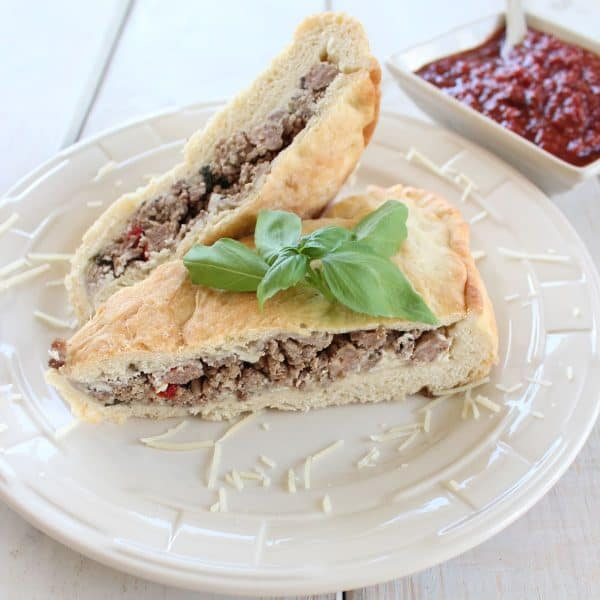 Loaded Calzone Recipe