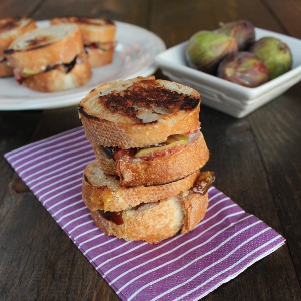 ... goat cheese and honey tartlets grilled goat cheese sandwiches with fig