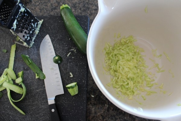 Zucchini Corn Cake Recipe