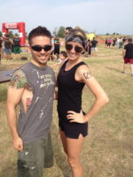 #2 Do a Mud Run
