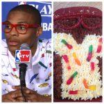 Russell Westbrook Birthday Cake