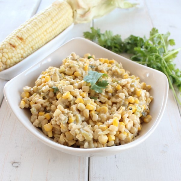 Spicy Creamed Corn Recipe