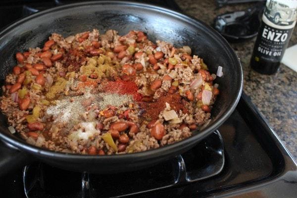Spicy Chili Recipe