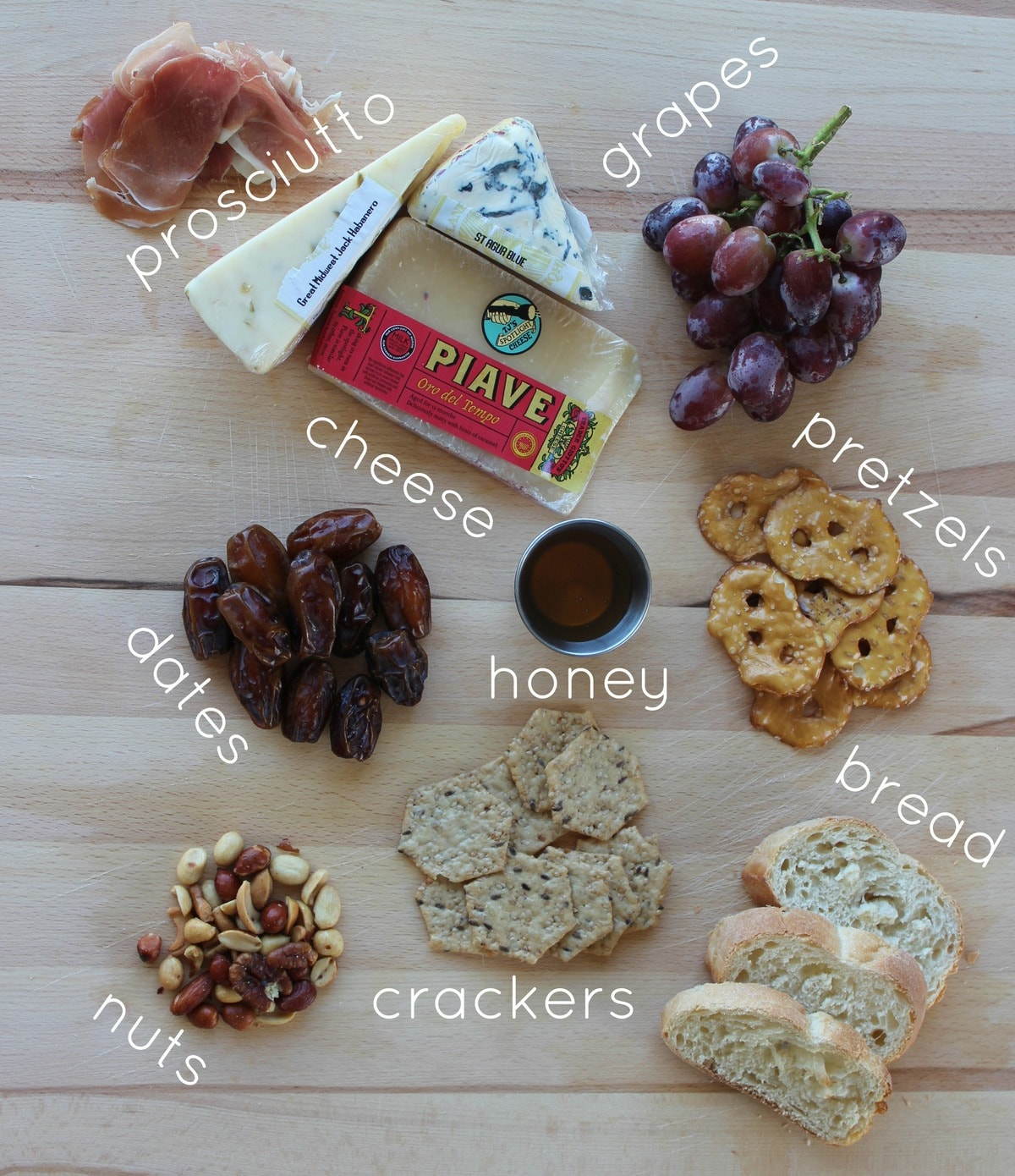 & How to Create the Perfect Cheese Plate