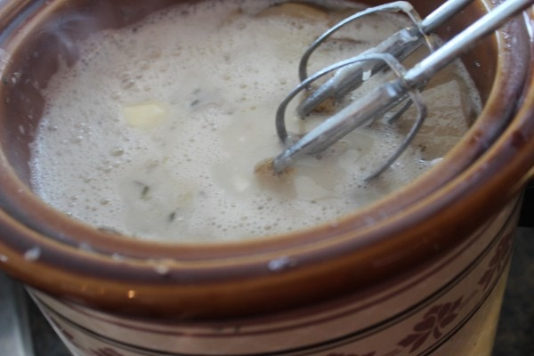 Italian Baked Potato Soup Recipe