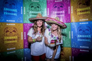 Amy Black, Whitney Bond, Photo Booth, Arizona Taco Festival, Sombreros, Girls in Sombreros, Girls in Photobooth