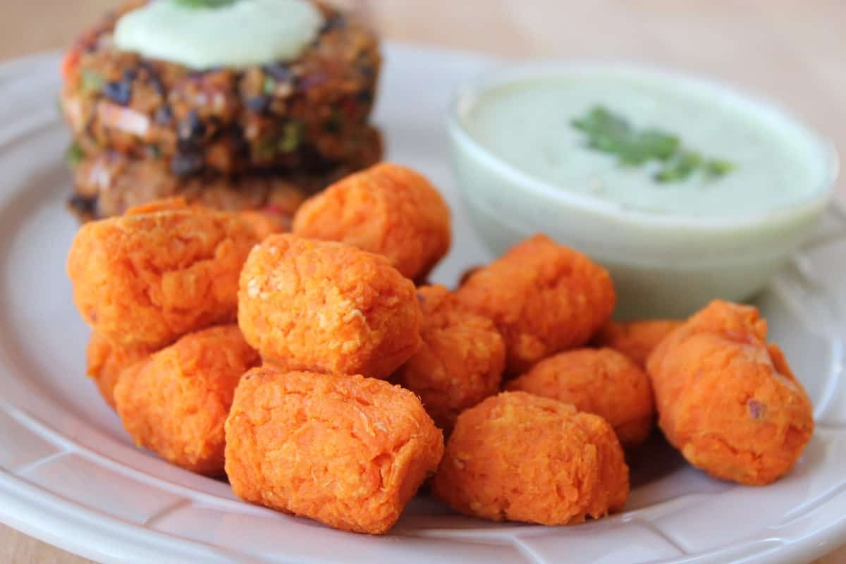 Basic Potato Tots Recipes — Dishmaps
