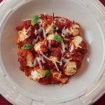 Gluten Free Chicken Parmesan Bites