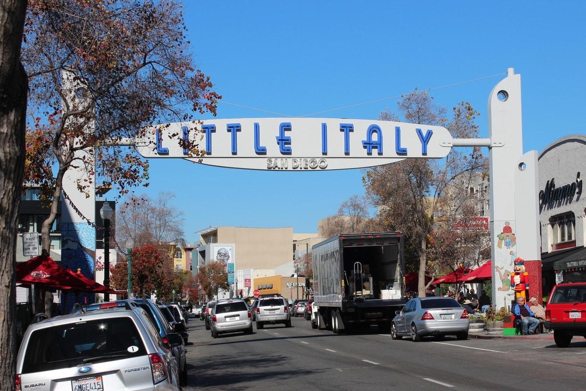 Little Italy Farmers Market Favorites
