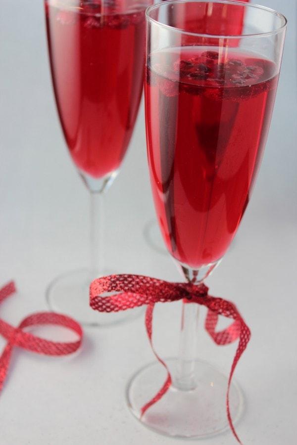 wine spritzer, pomegranate spritzer, sparkling pomegranate spritzer ...
