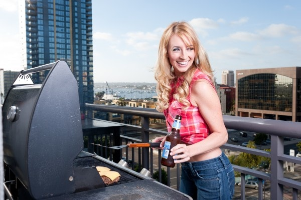 cooking on the grill, whitney bond, little leopard book, photo shoot, images of grilling, hot girl grilling, girl grilling cheeseburgers, woman grilling, grilling
