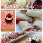 Top 4 Valentines Day Treats for Your Sweet