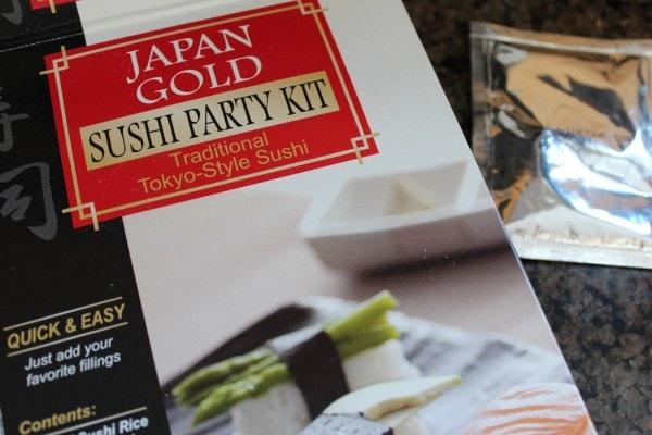 Sushi Party Kit