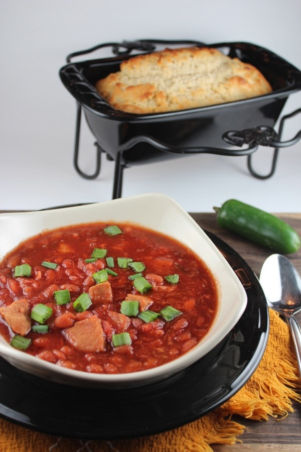 Sweet Pork Chili