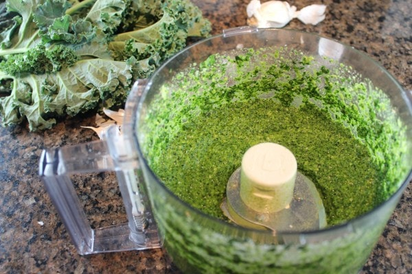 kale pesto recipe, gluten free kale pesto, kale pesto with cashews, kale pesto, gluten free, vegetarian, kale, recipes, kale pasta sauce, kale sauce recipe