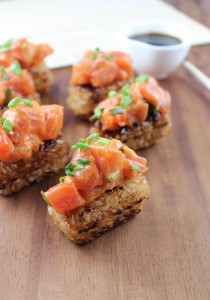 Spicy Tuna on Crispy Rice Recipe