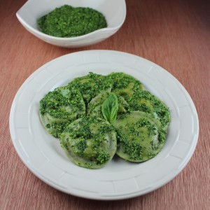 St Patty's Day Green Pasta Recipe