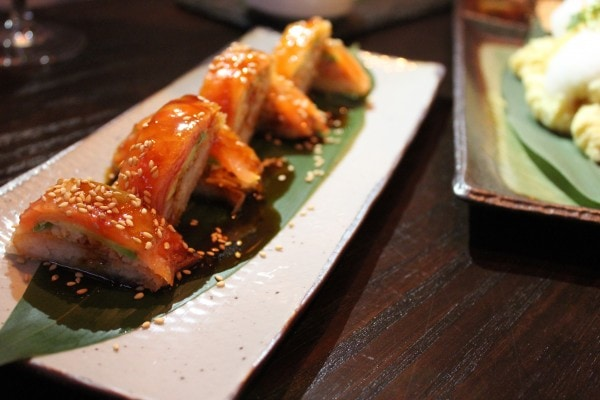 Aijo Sushi Roll