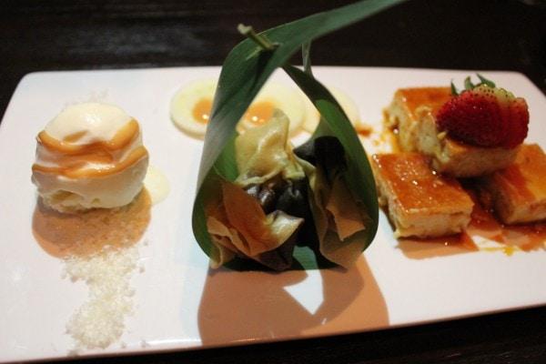 Aijo Brickell Dessert Trio