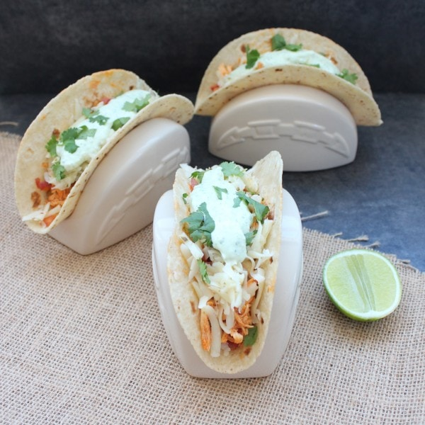 Buffalo Chicken Taco Recipe