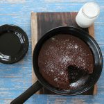 Nutella Chocolate Gluten Free Skillet Brownies