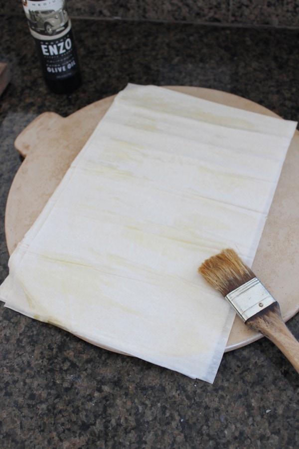 Phyllo Dough