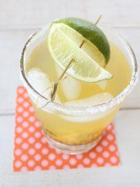 Mango Serrano Chili Margarita