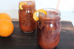 Berry Carrot Orange Juice