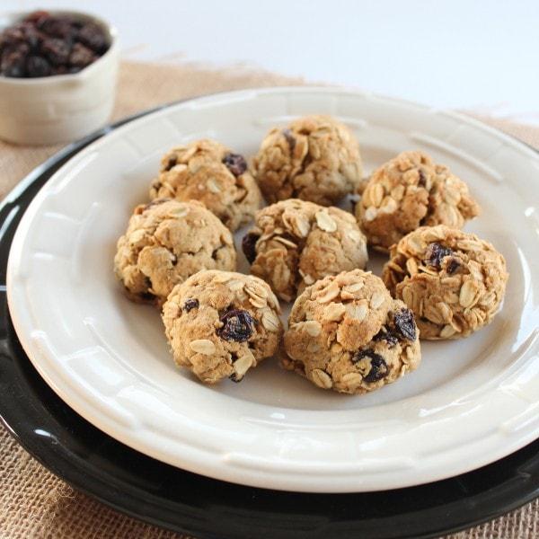Gluten Free Gluten Free Oatmeal Raisin Cookies