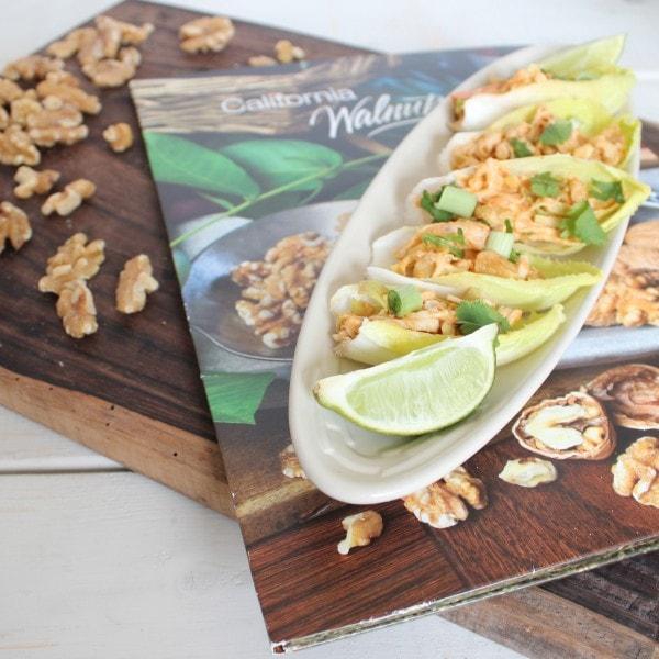 Walnut Chicken Salad