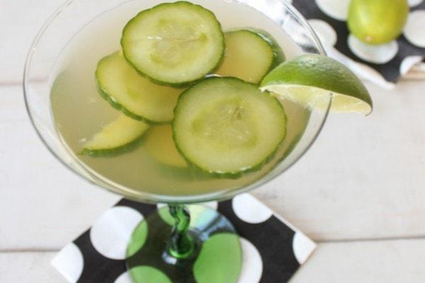 Cucumber Jalapeno Margarita Recipe