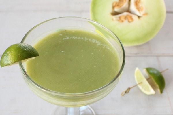 Avocado Melon Margarita