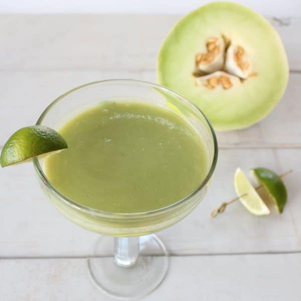 Avocado Melon Margarita