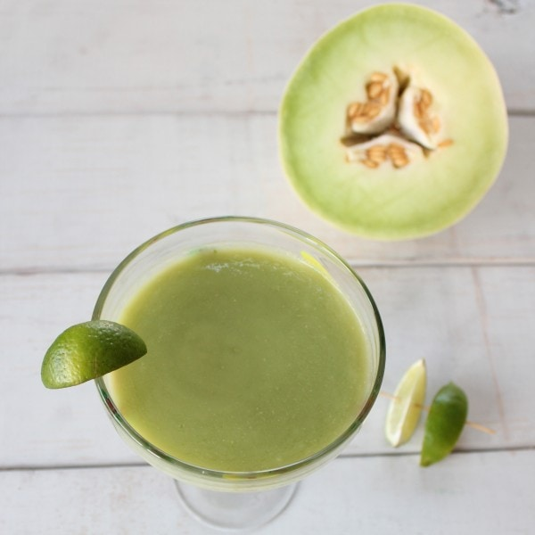 Avocado Honeydew Melon Margarita