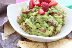 Strawberry Guacamole Recipe