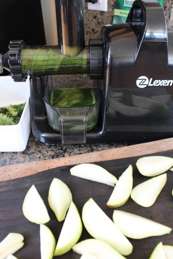 Healthy Juicer Green Juice