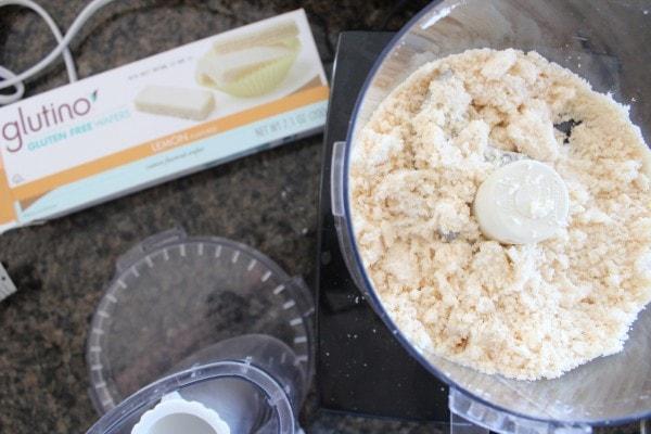 Glutino Gluten Free Lemon Wafer Crumble