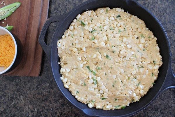 Gluten Free Skillet Cornbread